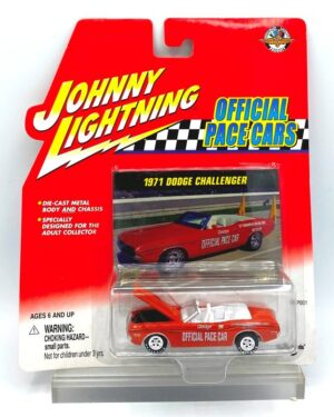"""Johnny Lightning Authentic Replicas """"Vintage Official Pace Cars Indianapolis 500! Series Collection""""1:64 Scale Die-Cast """"Rare-Vintage"""" (2001-2003)"""