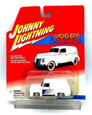 Vintage '55 Ford Panel White (1)