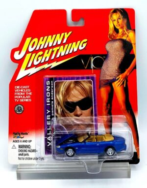 """Johnny Lightning Authentic Replicas """"Vintage VIP Popular TV Series Collection"""" 1:64 Scale Die-Cast Vehicles """"Rare-Vintage"""" (2000-2004)"""