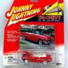Vintage 1955 Chevy Bel Air Red (1)