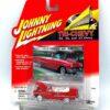 Vintage 1955 Chevy Bel Air Red (3)