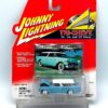 Vintage 1955 Chevy Nomad Blue (2)