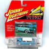 Vintage 1955 Chevy Nomad Blue (3)
