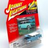Vintage 1955 Chevy Nomad Blue (6)
