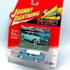 Vintage 1955 Chevy Nomad Blue (7)