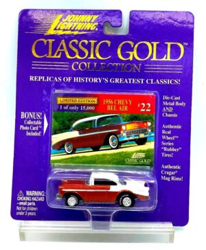 Vintage 1956 Chevy Bel Air Brown (1)