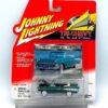 Vintage 1957 Chevy Bel Air Green (3)