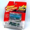 Vintage 1957 Chevy Bel Air Green (7)