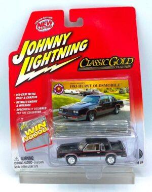 Vintage 1983 Hurst Oldsmobile (1)