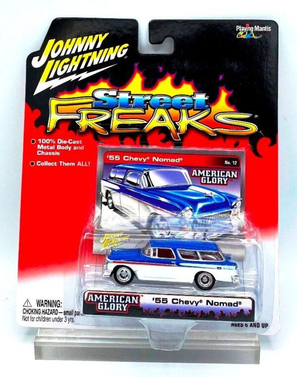 Vintage '55 Chevy Nomad USA (1)