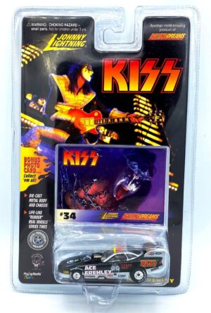 Vintage Ace Frehley #34 (1)