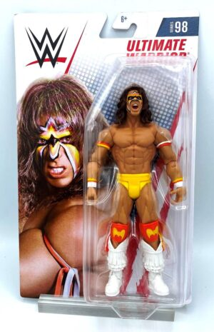 """WWE Poseable 7 Inch Edition Series with 16+ points of Articulation! Action Figures (Mattel Series Collection) """"Rare-Vintage"""" (2015-2021)"""