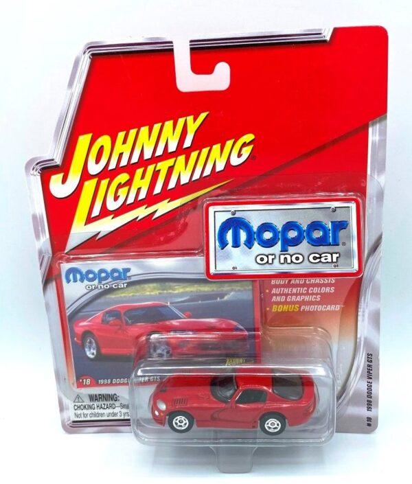 Vintage 1998 Dodge Viper GTS (1)