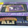 1995 MUHAMMAD ALI Embossed Metal Collector Tin 5-Card Set-3