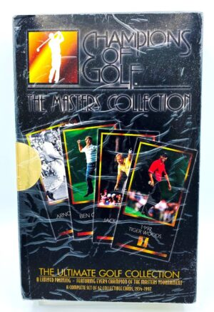 1997 Tiger Woods Rookie (The Champions Of Golf Masters Collection) (1)