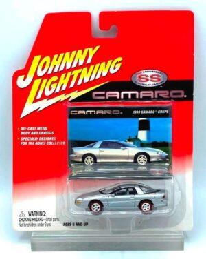 "Johnny Lightning Authentic Replicas ""Vintage CAMARO SS 35th Anniversary Gen-1 thru Gen-5 Collection! (Super Sport Series)"" 1:64 Scale Die-Cast (Chevrolet Collection) ""Rare-Vintage"" (2002)"