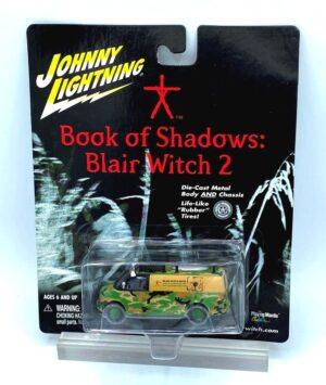 """Johnny Lightning Authentic Replicas """"Vintage Book Of Shadows-Blair Witch 2 Series"""" 1/64 Scale Die-Cast Vehicles Collection) """"Rare-Vintage"""" (2000-2004)"""