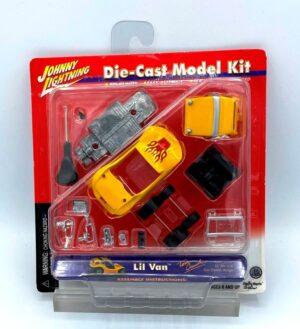 "Johnny Lightning Authentic Replicas ""Vintage Die-Cast Model Kits"" (1:64 Scale Die-Cast Vehicles Collection) ""Rare-Vintage"" (2001)"