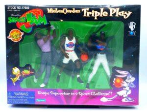 1996 Space Jam Michael Jordan Triple Play(Sports Challenge) (3)
