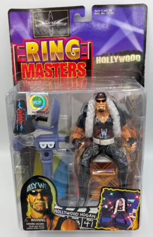 """Vintage Ring Masters WCW Collection! (Signature Moves Action Figures) Toybiz Collection """"Rare-Vintage"""" (1999-2000)"""