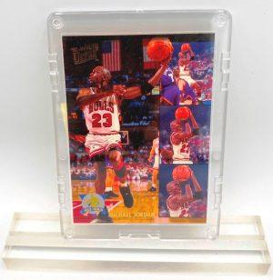 1993 Michael Jordan (FIRST TEAM ALL-NBA Fleer ULTRA-Card #2 of 14)=1pc (1)