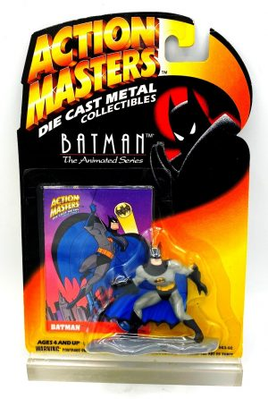 1994 Batman (The Animated Series) Action Masters Die Cast (Kenner) (1)