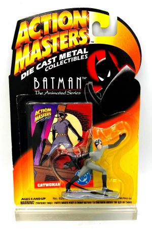 1994 Catwoman (The Animated Series) Action Masters Die Cast (Kenner) (1)