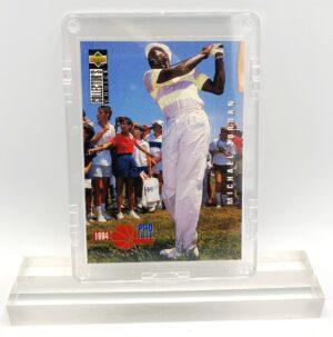 1994 Collector's Choice Michael Jordan PRO FILES (Card #204) (1)
