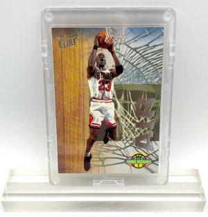 1994 Michael Jordan (AIR Famous Nicknames Fleer-Card #7 of 15)=1pc (1)