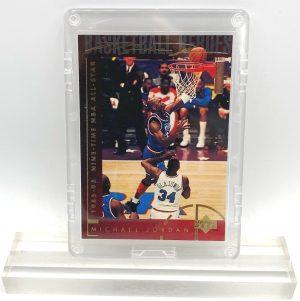 1994 Michael Jordan (GOLD SCRIPT 85-93 Nine-Time NBA All-Star-Basketball Heroes-UD CARD-#41)=1pc (1)
