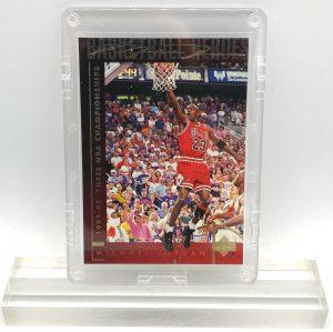 1994 Michael Jordan (GOLD SCRIPT '91-93-Three NBA Championships-Basketball Heroes-UD CARD-#43)=1pc (1)
