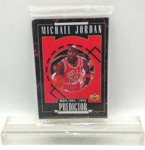 1996 upper Deck (Michael Jordan Sealed Predictor Pack)=3pcs (1)