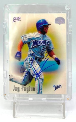 1997 Best Prospects Minor League (Jay Payton-Norfolk) Holo-Auto 2pcs (1)