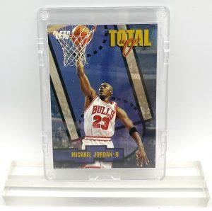 1997 Michael Jordan (TOTAL O Fleer-Card #5 of 10 T O)=1pc (1)