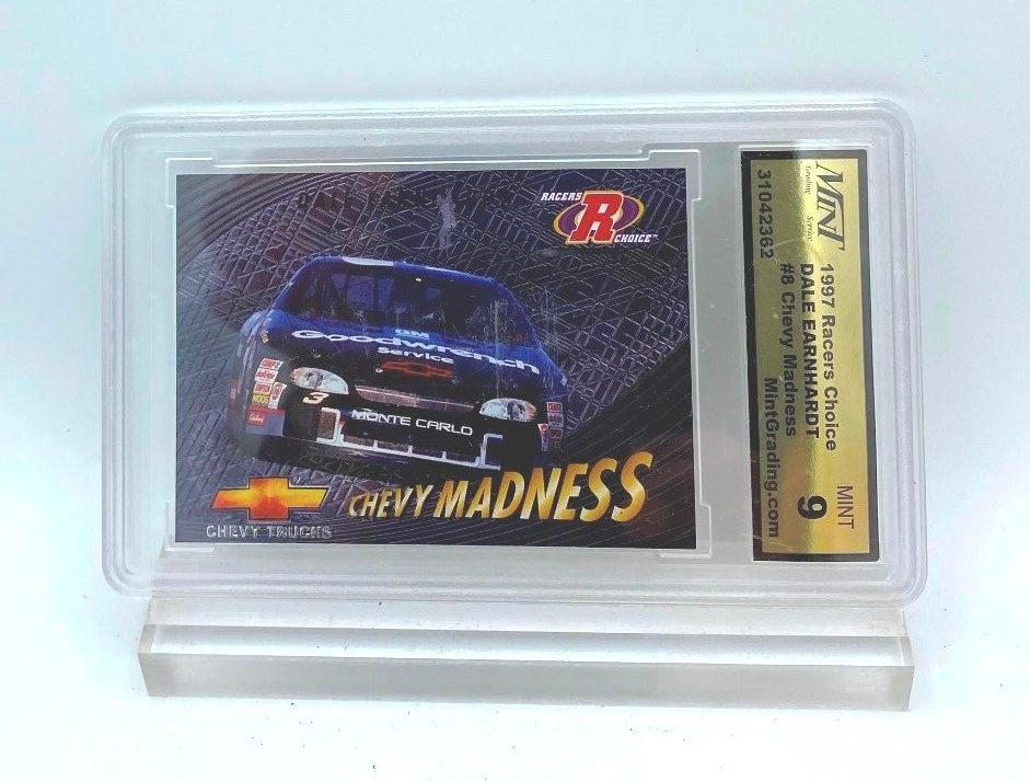 1997 Racer Choice Dale Earnhardt (#8-15 Chevy Madness 2362) 9 (2)