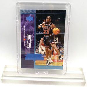 1998 Michael Jordan (#23-AERODYNAMICS-NBA BASKETBALL-Upper Deck CARD-#A1)=2pcs (1)