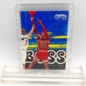 1998 Michael Jordan (BOSS-THUNDER Skybox Card #7 of 20 B)=1pc (1)