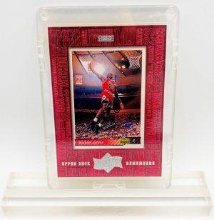 1999 Michael Jordan (ATHLETE OF THE CENTURY-Upper Deck Remembers Upper Deck-Card #UD 2)=1pc (1)
