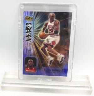 1999 Michael Jordan (REFRACTOR AREA 23- Upper Deck Ionix-Card #A6)=1pc (1)