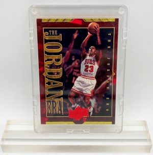 1999 Michael Jordan (THE JORDAN ERA-Athlete Of The century Upper Deck-Card #JE16)=1pc (1)
