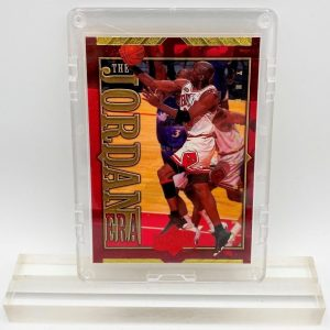 1999 Michael Jordan (THE JORDAN ERA-Athlete Of The century Upper Deck-Card #JE19)=1pc (1)