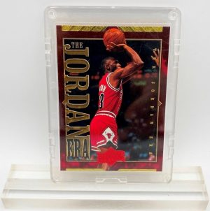1999 Michael Jordan (THE JORDAN ERA-Athlete Of The century Upper Deck-Card #JE5)=1pc (1)