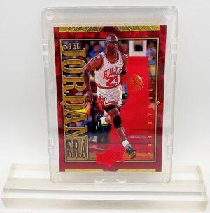 1999 Michael Jordan (THE JORDAN ERA-Athlete Of The century Upper Deck-Card #JE6)=1pc (1)