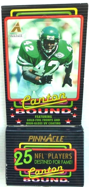 1994 Pinnacle Canton Bound NFL Players (1)