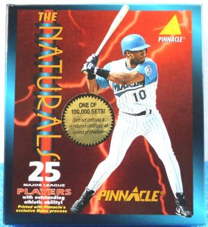 1994 Pinnacle The Naturals 25 Players Set (01)