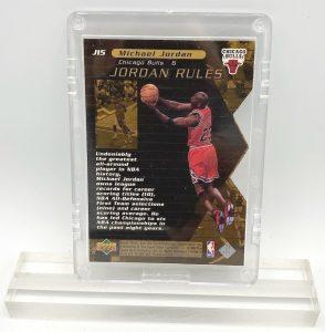 1998 Michael Jordan (JORDAN RULES-Upper Deck GOLD CARD-#J15)=1pc (3)