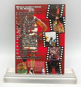 1998 Upper Deck Sixth Championship Michael Jordan 3.5x5 (3pcs) (4)