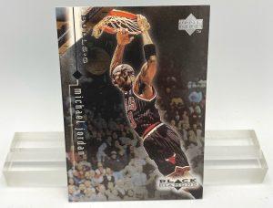 1999 Upper Deck Black Diamond (Michael Jordan Card #11) 2pcs (1)