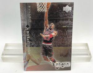 1999 Upper Deck Black Diamond (Michael Jordan Card #12) 3pcs (1)