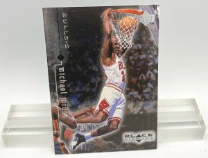 1999 Upper Deck Black Diamond (Michael Jordan Card #13) 3pcs (2)